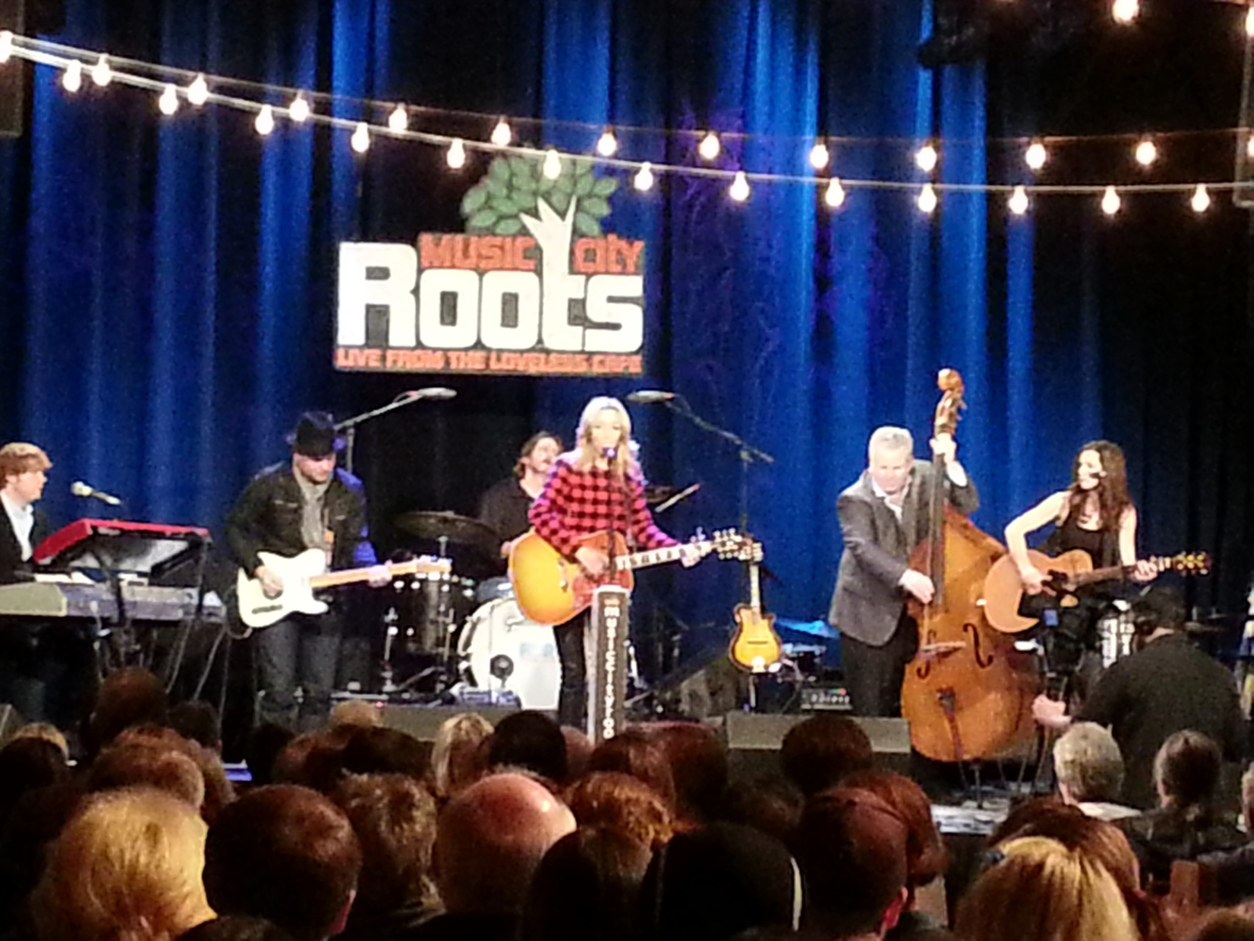Ashley Monroe Gets Glory-Bound at Music City Roots