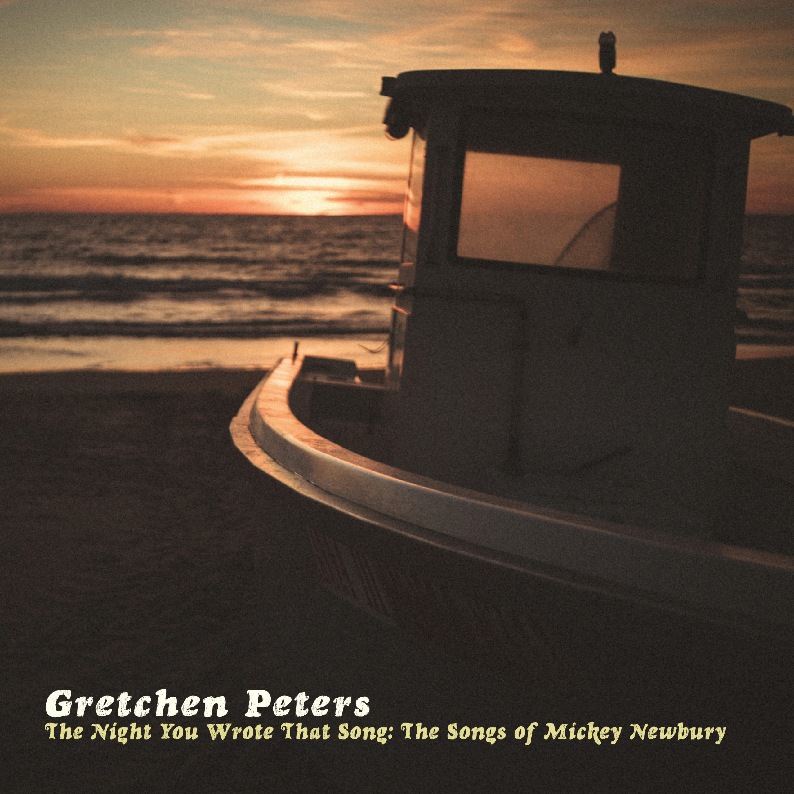 Gretchen Peters: The Night You Wrote That Song