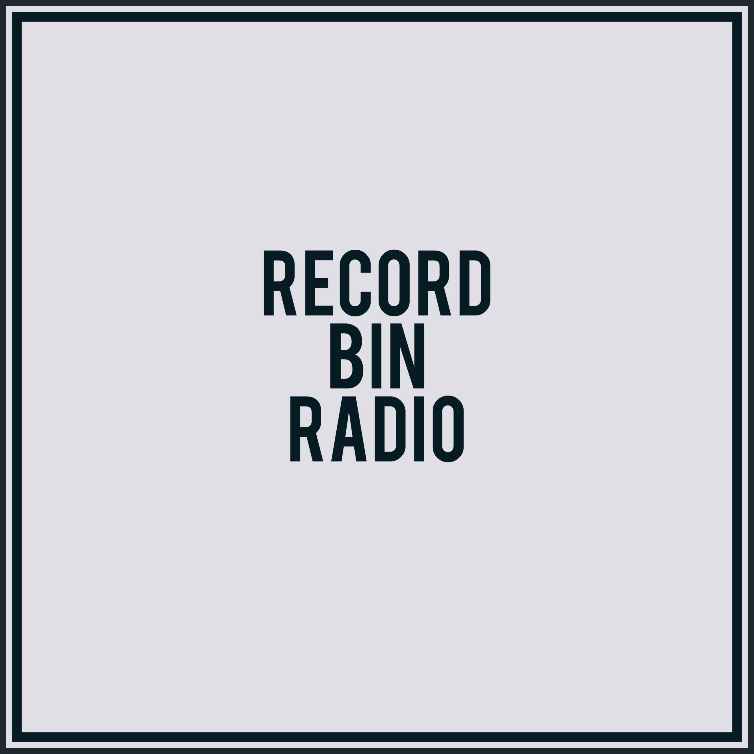 Record Bin Radio