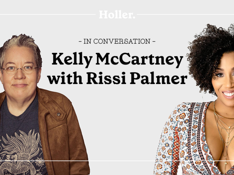 In Conversation: Kelly McCartney with Rissi Palmer