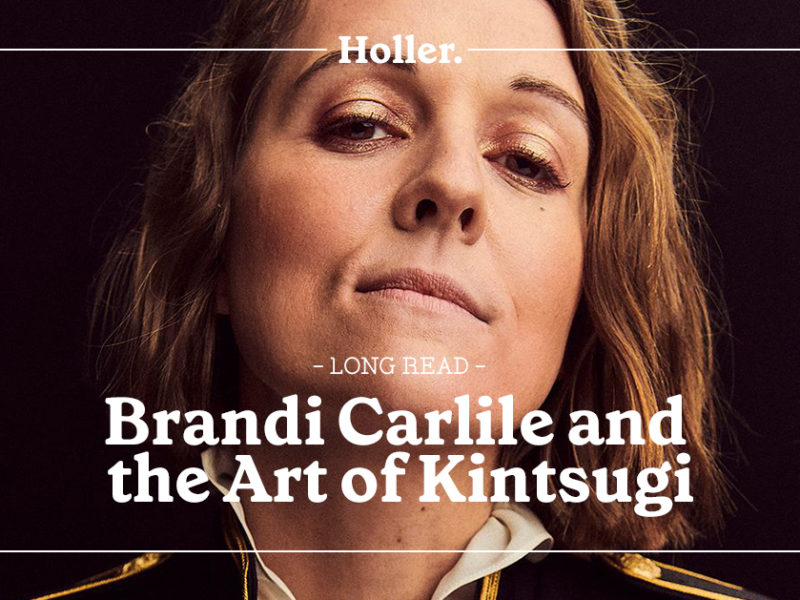 Brandi Carlile and the Art of Kintsugi